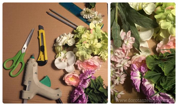 kwiaty potrzebne rzeczy