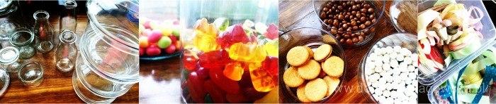 candys jars